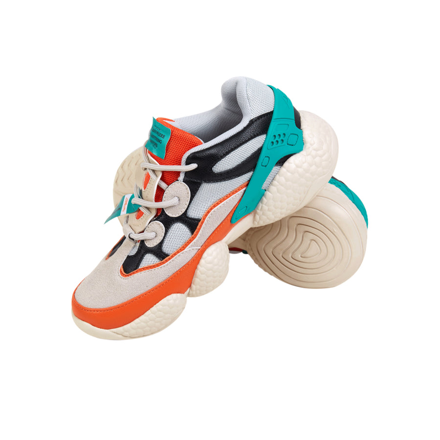 Spaceship Chunky Sneakers - Atlantis Shoes
