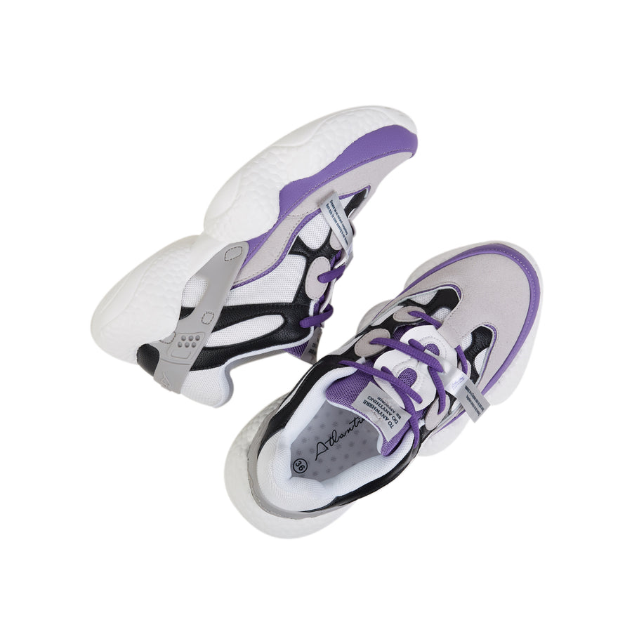 Violetta Junior Chunky Sneakers - Atlantis Shoes