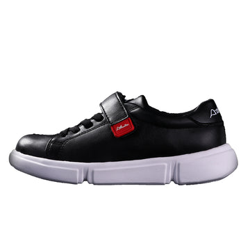 Rookie Junior Sneakers Black - Atlantis Shoes
