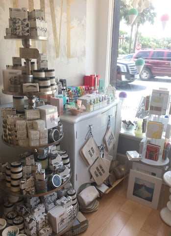 Handpoured Soy Candles @ Gaslamp Gift Gallery