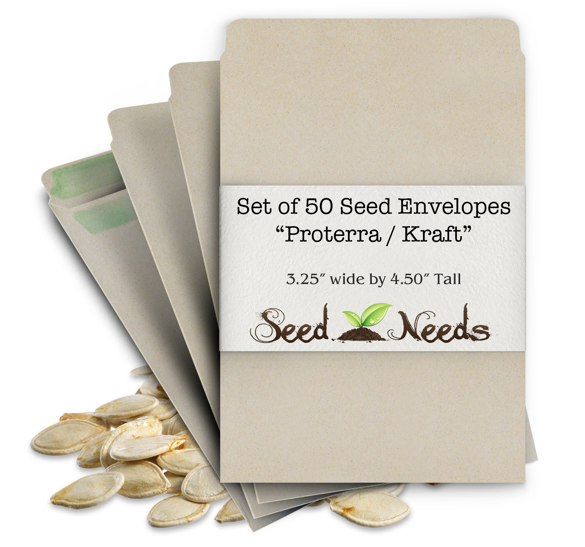 Blank Seed Envelopes For Seed Storage Seed Packet Favors