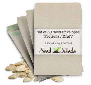 Kraft Seed Envelopes