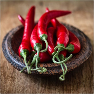 thick cayenne pepper
