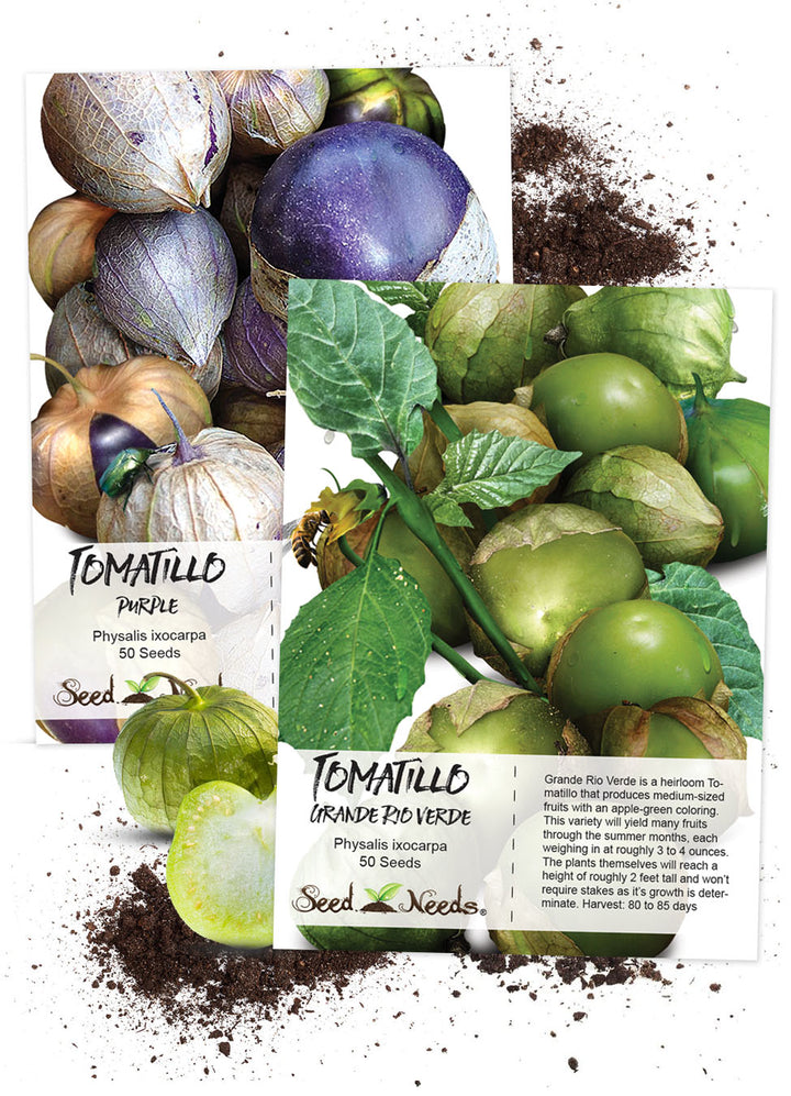 Tomatillo seeds for planting