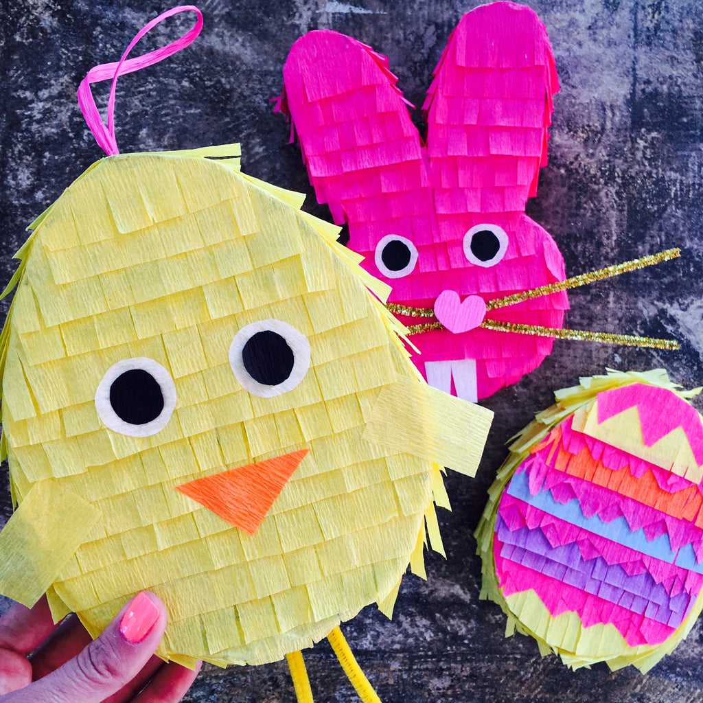Easter Piñata Workshops at Artelexia