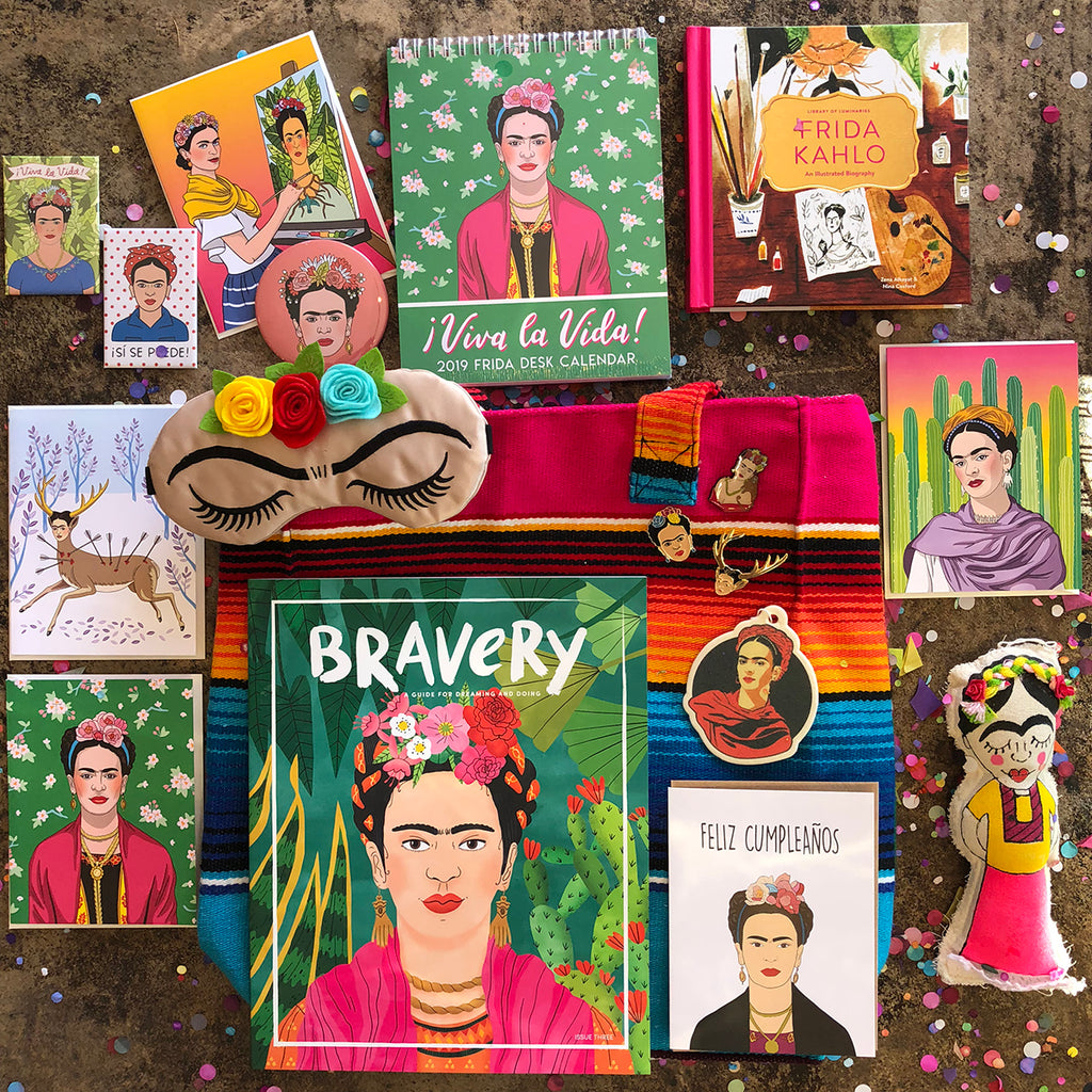 Top 10 Must-Have Frida Kahlo Gifts