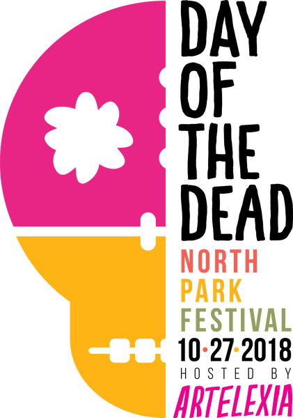 2018 Day of the Dead Festival North Park Hosted by Artelexia — San Diego