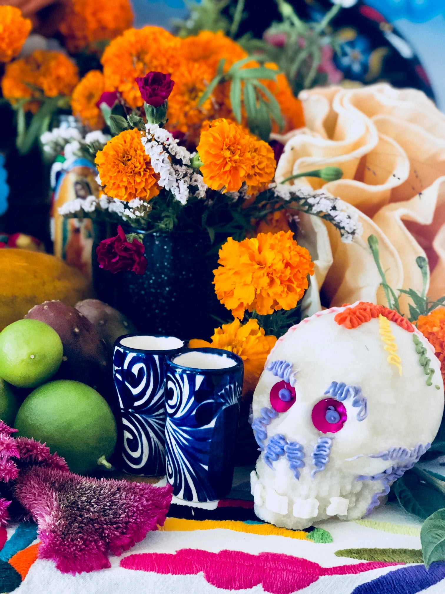 How To Make A Day Of The Dead Altar Artelexia