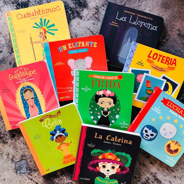 Lil' Libros Children's Book Collection
