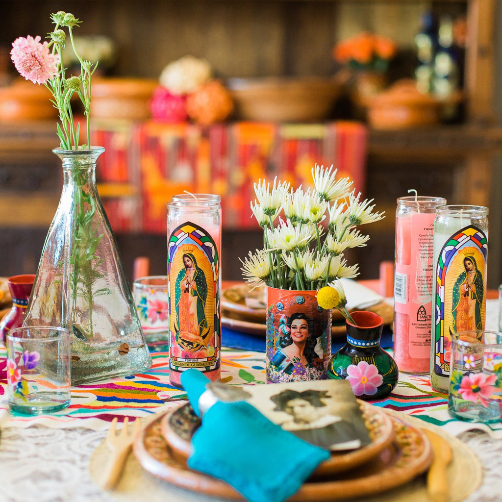 Frida Kahlo Mexican Birthday Celebration Dinner Hosted by Artelexia — Photos by Evelyn Molina San Diego Photographer