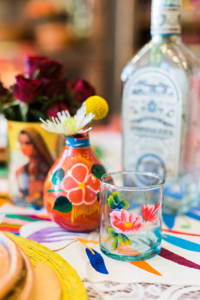 Artelexia Hosts A Mexico-Inspired Dinner Party Celebrating Frida Kahlo — Photography by San Diego Photographer Evelyn Molina