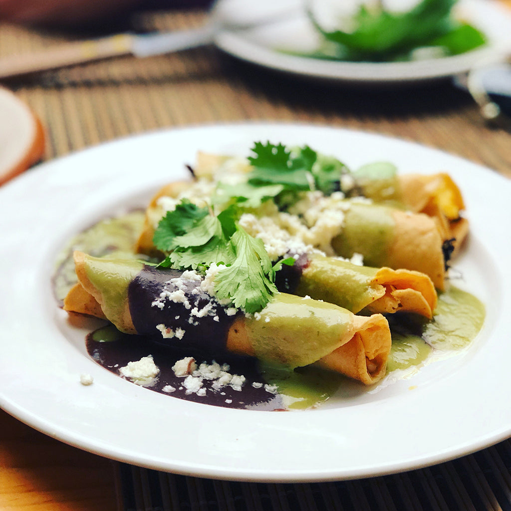 Artelexia's Top Five Favorite Restaurant Places to Eat In Oaxaca — La Jicara Calabacitas Tiernas