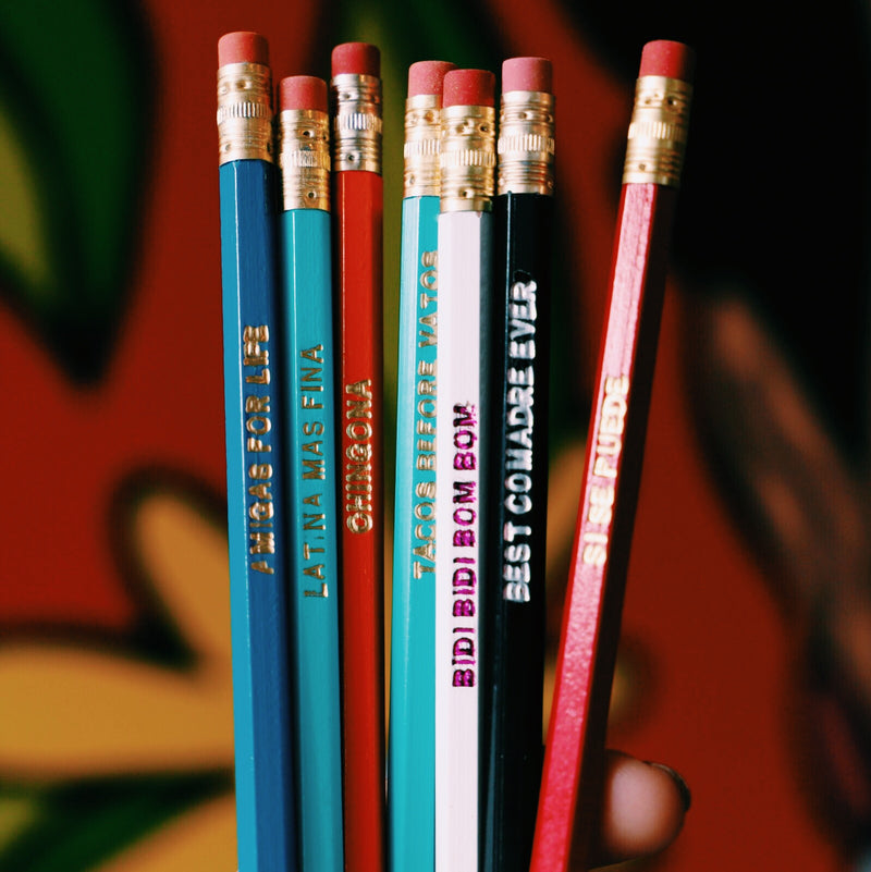 Phrase Pencils 7–Pack