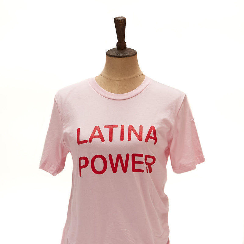 Latina Power T-Shirt - Pink