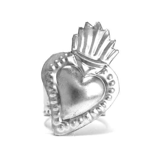 Napkin Rings - Corazon