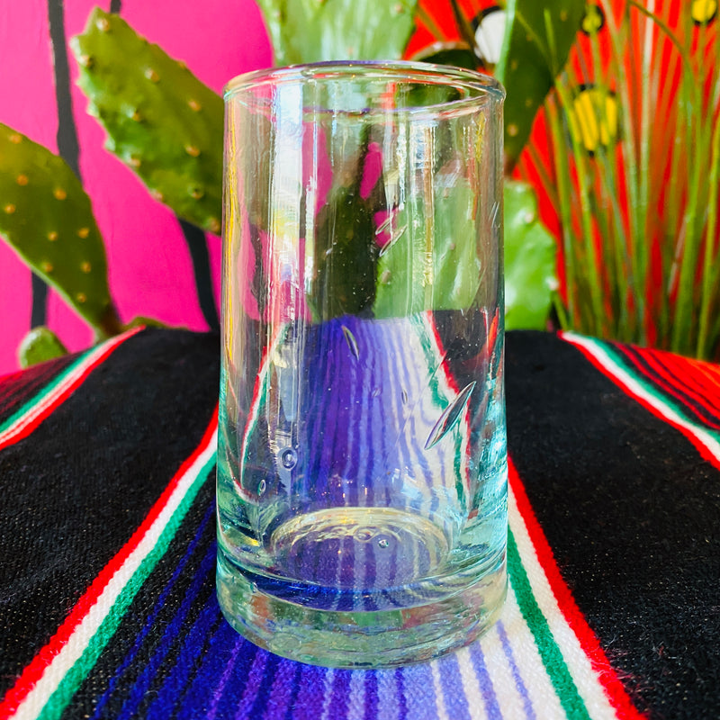 Moroccan Glass Tumbler - Large