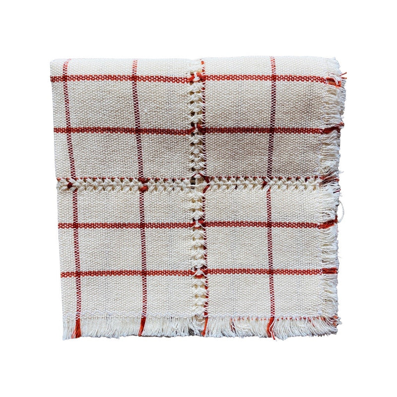 Straw Bucket Backpack- Natural