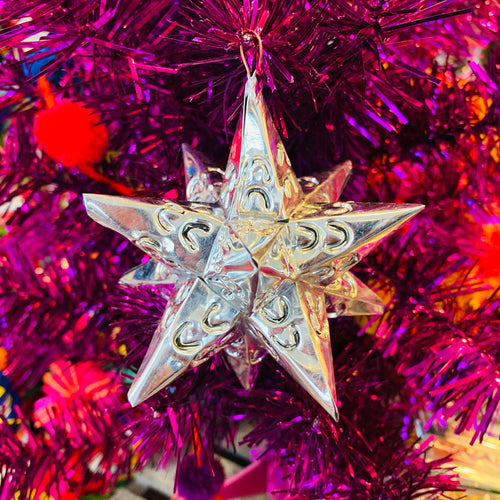 Metal Star Ornaments