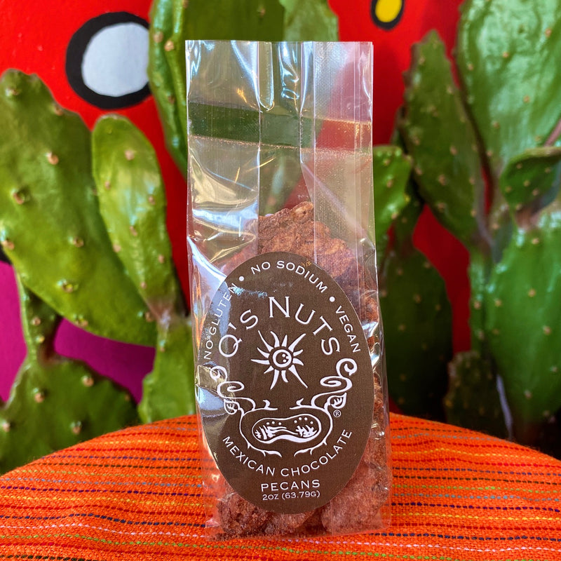 Mexican Chocolate Pecans - Snack Size
