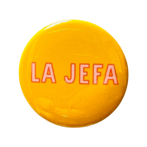 Colorful portrait of Frida Kahlo wearing hand earrings