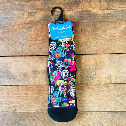 Women's Socks - Calaveras