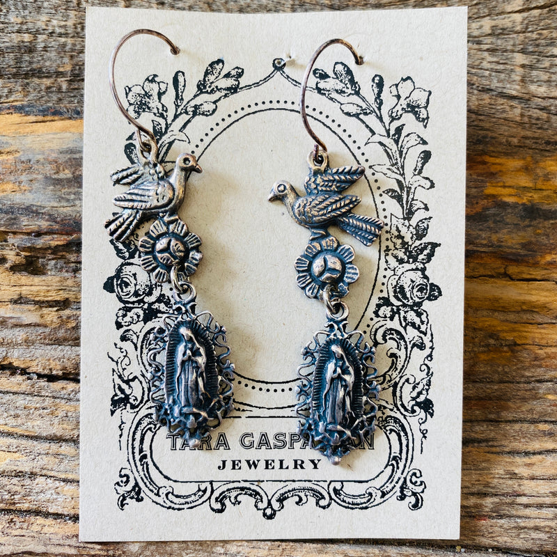 Tara Gasparian Earrings -Oaxaca
