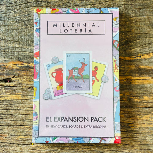 Millennial Lotería Expansion Pack