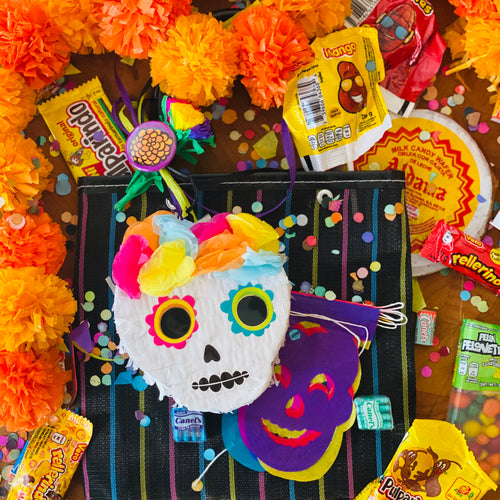 Sugar Skull Piñata Goodie Pack