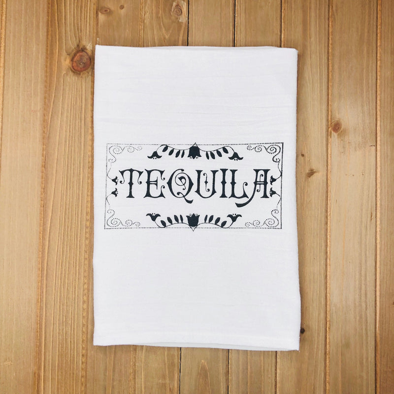 Tequila Kitchen Towel