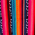 Multi-Color Tassle Throw Blanket