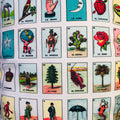 Small Loteria Pillow