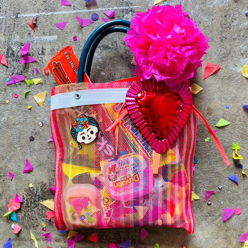 Valentine's Day Deluxe Candy Bag