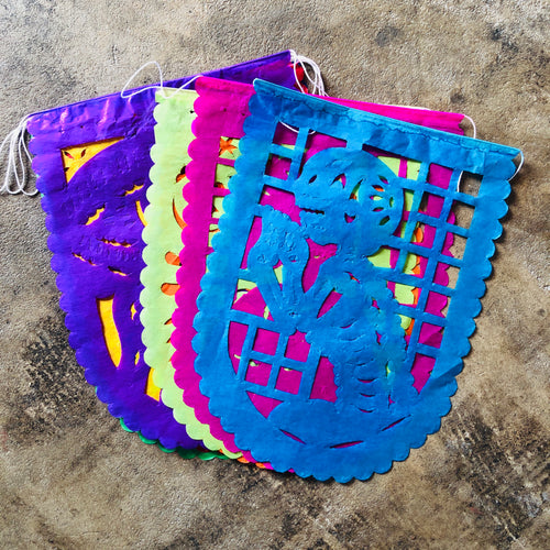 Papel Picado - Large Round