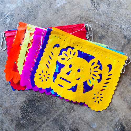 Papel Picado - Large Rectangle
