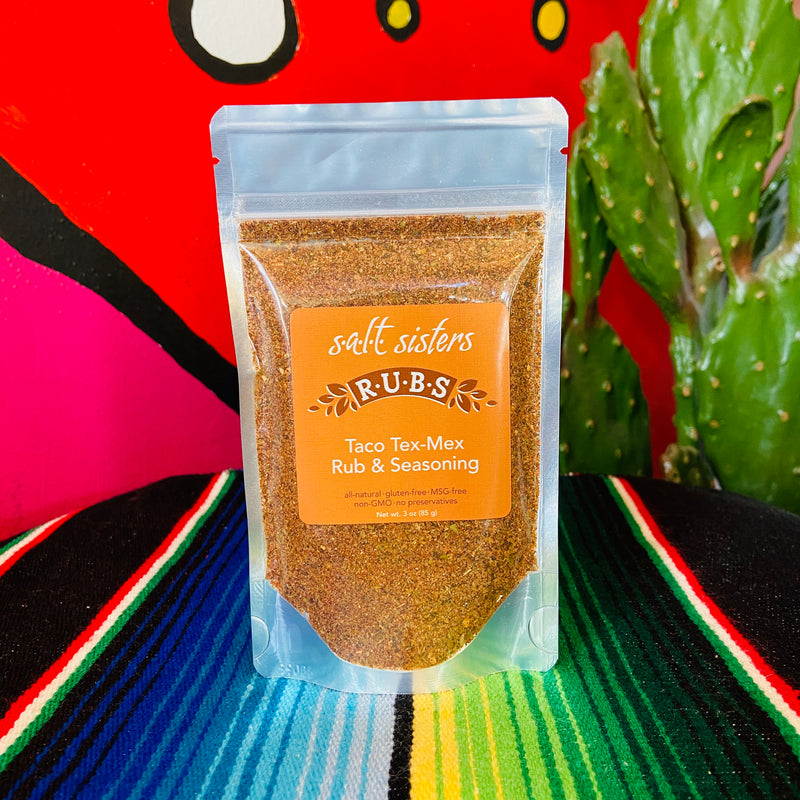 Taco Tex-Mex Rub & Seasoning