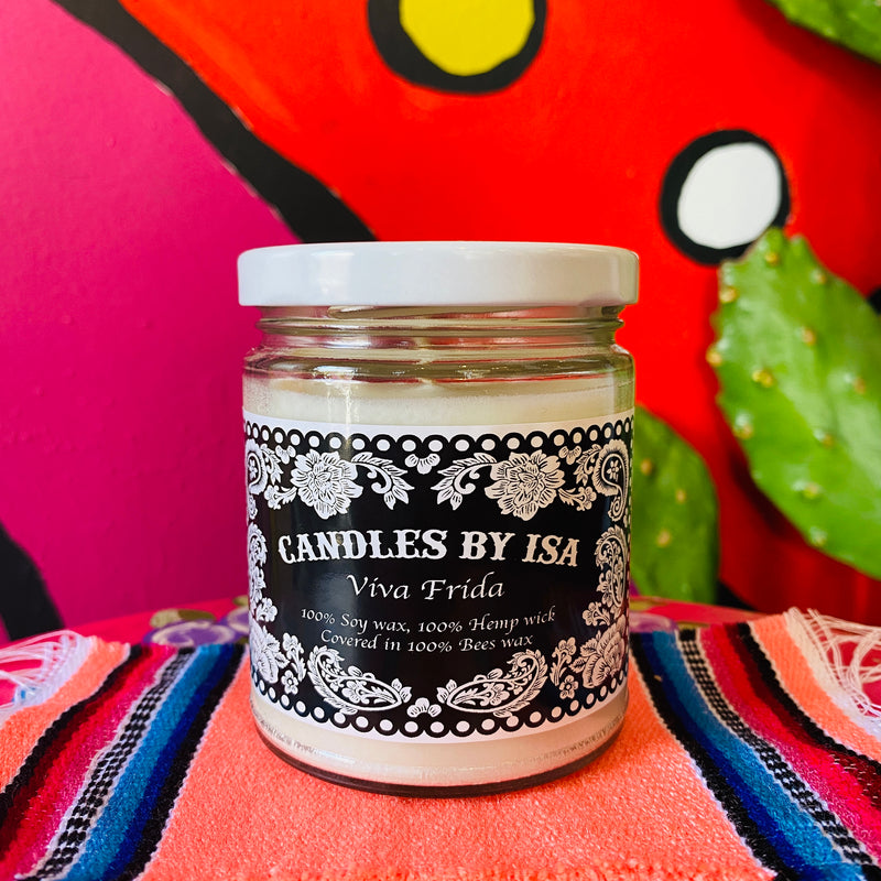 Candles By Isa - Viva Frida