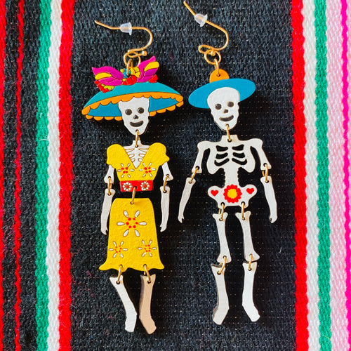 Catrina Hoop Earrings