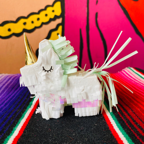 Mini Piñata - Unicorn