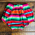 Serape Bloomers - Red