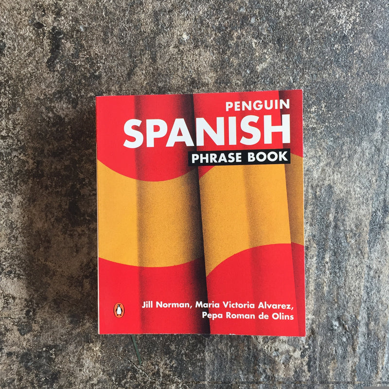Spanish Phrasebook by Penguin Books Third Edition — Artelexia Online Shop of Mexican Gifts, Homewares, and more ...