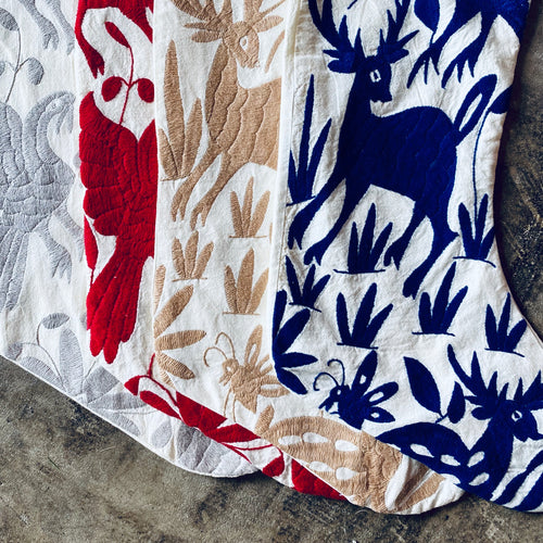 Large Otomi Stocking