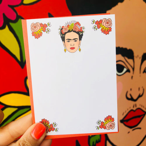 Frida Kahlo Card Set