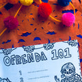 Artelexia Dia de los Muertos Traditions & Customs Coloring Book