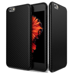 Carbon Fiber Case Iphone 6 6S Anti Shock - Flexy Store
