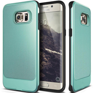 Rugged Rubber Samsung Case S6 S7 - Flexy Store