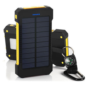 Flexy Solar Power Bank 10,000mAh - Flexy Store