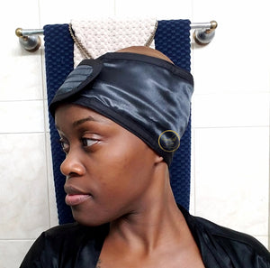 Satin Wrap Cap