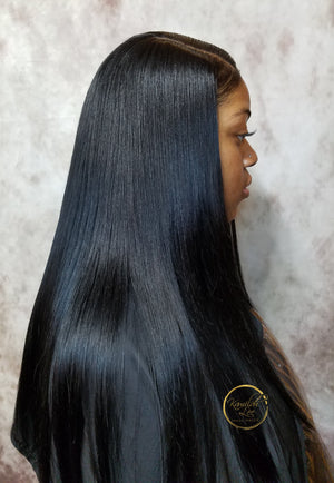 Luxe Straight (Straight)