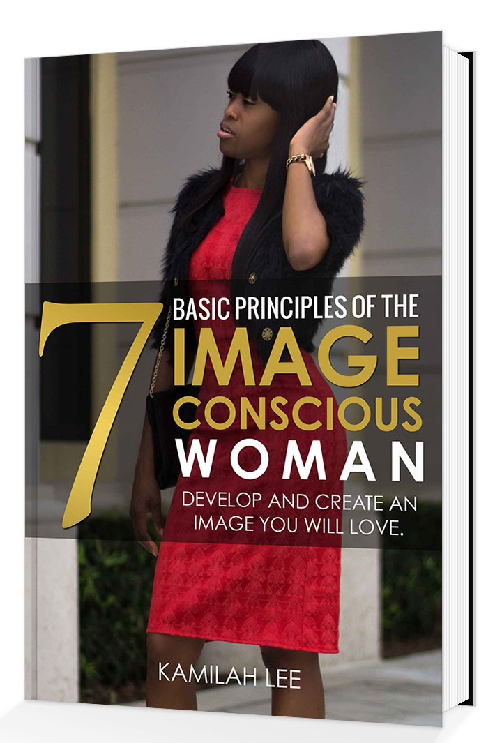 (PRE-ORDER)  7 Basic Principles of The Image Conscious Woman Ebook