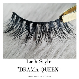 "Luxe Mink Lashes ""Drama Queen"""